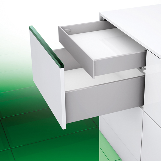 Grass Vionaro Drawer Systems