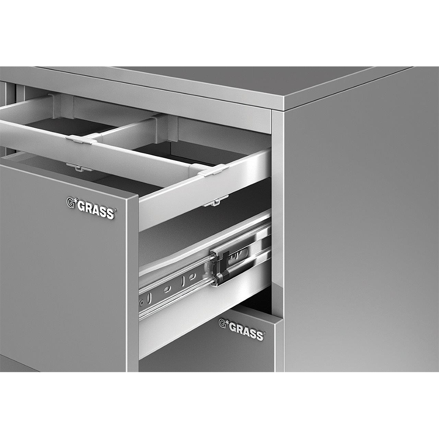 Grass ZBox Drawer Systems