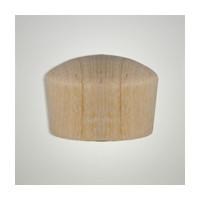 Smith Wood BR0375, Wood Screwhole Plugs, Round Head, 3/8, Birch, 1,000 Box