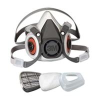 3M 51138542528, Half Face Piece Respirators, Standard, Large