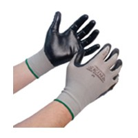 FastCap SKINS-12PK-SM Nitrile-Dipped Gloves, Small