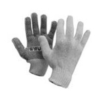 WW Preferred 0899404120773 1 Assembly Gloves (Knitted Cotton) Light Duty Warehouse, Large