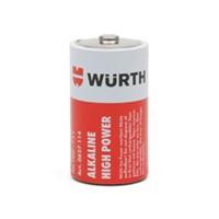 WW Preferred 0827114 961 10 - Batteries, Alkaline Extended Life, D
