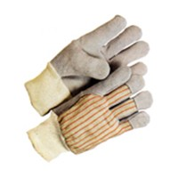Magid Glove AWT20, Leather Palm Gloves, General Duty, Large