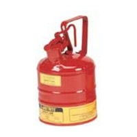 Justrite 10301, Steel Safety Can, Type 1 for Flammable Liquids
