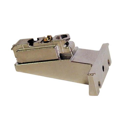 Blum 175H5030.21 9mm Inset Face Frame Adapter Plate, Cam Adj Height, Screw-on