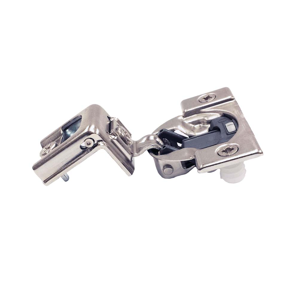 Blum 38C358B.20 Compact BLUMOTION 38C Face Frame Hinge, Soft-Close, 107 Degree, 1-1/4 Overlay, Dowel
