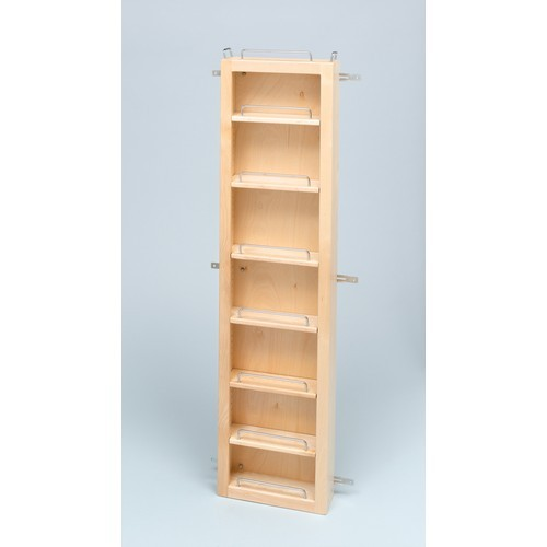 45 pantry door unit with hardware single unit 12 w x 4 d for 18 x 80 pantry door