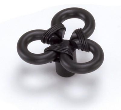 laurey 51566 1 3 4 steel cable knob oil rubbed bronze. Black Bedroom Furniture Sets. Home Design Ideas