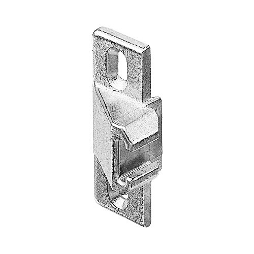 Blum 130.1100.22 110 Degree Compact 33 Side Mount Face Frame Plate, 3/4 Overlay