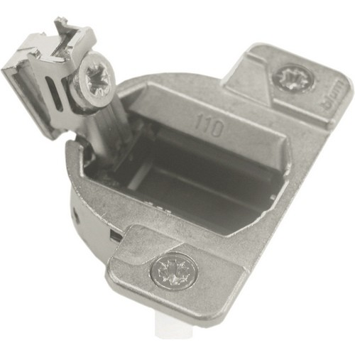 Blum 33.3630 110 Degree COMPACT 33 Hinge Cup Only, Dowel. Base plates sold separately