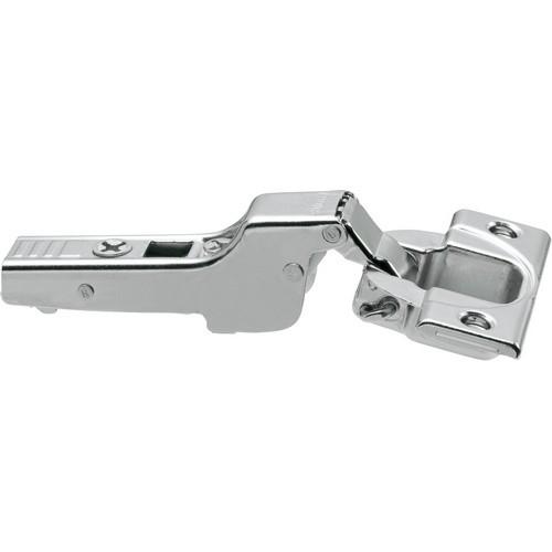 Blum 70T3650.TL 110 Deg Clip Top Hinge, Free Swing, Half Overlay, Screw-on