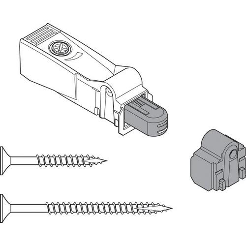 Blum 971A9700.22 971A Blumotion Polybag Kit for Doors