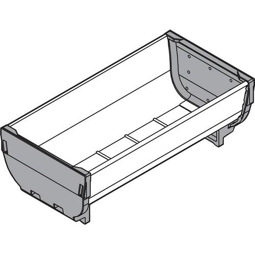 Blum ZSI.020SI 7 L Cutlery Tray - Medium, Single Tray