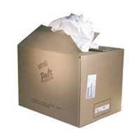 Anchor 30-550 25 LB, Wiping Rags, Lint Free Reclaimed Material, 25lb