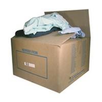 Anchor 20-206 25 LB, Wiping Rags, Industrial Grade, 25lb