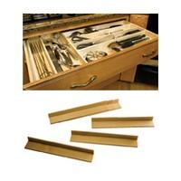 Omega National C0491MNL1, 19-3/4 L Universal Drawer Insert Kit, Maple
