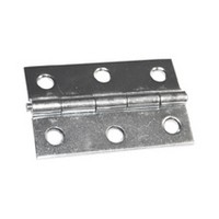Selby H-666/2+Z, 2-1/2 Butt Hinge, Bright Zinc