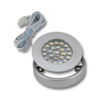 2 5 watt led puck light equiline led series 12 volt low. Black Bedroom Furniture Sets. Home Design Ideas