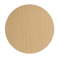 FastCap FC.MB.916.KP Peel and Stick PVC Covercap, Woodgrain PVC, 9/16 Dia, Knotty Pine, Box 260