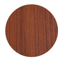 FastCap FC.MB.916.SC Peel and Stick PVC Covercap, Woodgrain PVC, 9/16 Dia, Select Cherry, Box 260