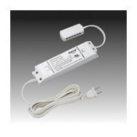 Hera STICKPS24/30 30 Watt, 24 Volt LED Driver with 12-Ports for Hera LED Lights, White
