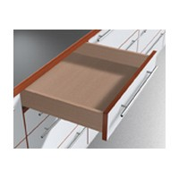 Blum 563F4570B 18in TANDEM plus BLUMOTION 563F Full Ext Undermount Drawer Slide for 3/4 Drawer Thickness
