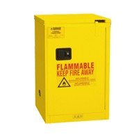 WW Preferred Safety Cabinets, Flammable Storage, 12 Gallon