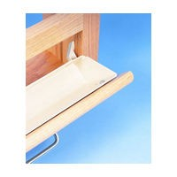 Polymer Sink Tip-Out Trays with Tab Stops Almond-Bulk-40 Rev-A-Shelf 6561-11-15-4 Bulk-40