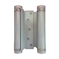 Bommer 3029-6-600, 6in Gate/Spring Hinges, Double Acting for 1-1/4 - 1-3/4 Thick Doors, Prime