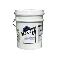 Franklin 4137, 5 Gallon Titebond II Extend Wood Glue, Off White Color, Dries Cream
