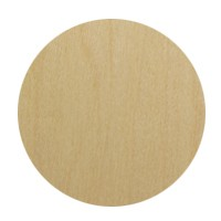 FastCap FC.PW.916.MP Peel and Stick Real Wood Covercap, Prefinished, 9/16 Dia, Maple, Box 1,040