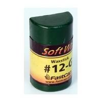 FastCap WAX12S-G Wood Filler Wax Blend Sticks, Softwax Replacement Sticks, Stick #12 Green