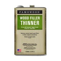 Eclectic Products 730001, Wood Filler, Famowood Thinner, 1 Gallon