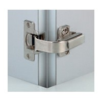 Grass 148.700.01.0015 Nexis 21 Pit Cut Corner Hinge, Screw-on