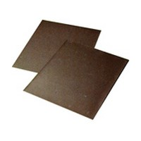 3M 51144021154 Abrasive Sheets, Aluminum Oxide on D-Weight Paper, 9 x 11in, 80 Grit