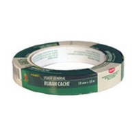 Shurtech 394689, Masking Tape, General Purpose, 3/4 x 60 yd
