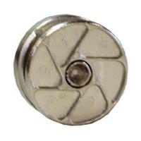 Meier 510.835.032, Spiral Cam, 35mm Spiral Cam System, 16.3mm x 35mm, Zinc