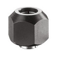Bosch RA1110, Template Guide Adapter, Adapts Bosch 1600 series routers to accept other mfr's. template guides