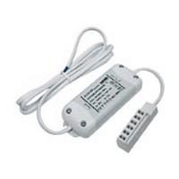 WW Preferred 30 Watt, 12 Volt Driver with 12-Port ML Terminal Block for Pro LED Series Lights, White
