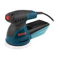 Bosch ROS20VSK, Sander, 5in 8-Hole Hook and Loop, Vacuum, 2.5 Amps, 7,500 – 12,000 RPM, 3/32 Orbit