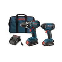Bosch CLPK232-181, Bosch CLPK232-181, Cordless Drill/Driver and Impactor Kit,  18V