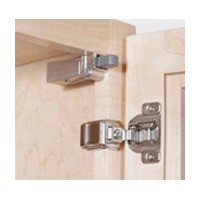 Blum 8200Z-1000 No. 8 x 2in Wood Screw, Zinc