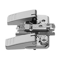 Blum 174H7100I 0mm Wing Plate, Cam Adjustable Height, Inserta