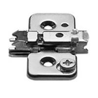 Blum 173H7100 0mm Cam Adjustable Baseplate, Screw-on