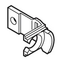 Blum 298.3210.01 Metabox 320 Series 1.5mm Gap Post Stop