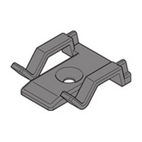 Blum Z10K0009 Servo-Drive Cable Clip, Adhesive or Screw-on