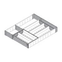 Blum ZHI.533KI4A 15 W Cutlery Drawer Insert Set - 4-Tier, Blum ORGA-LINE Series