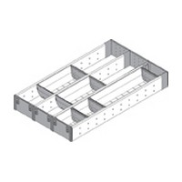 Blum ZHI.533MI3A 11-7/8 W Utensil Drawer Insert Set - 3-Tier, Blum ORGA-LINE Series