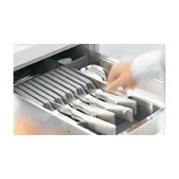 Blum ZSZ.02M0 7-1/16 W Knife Holder, Blum ORGA-LINED Series, 7-1/16 W x 11 L x 2-3/8 D